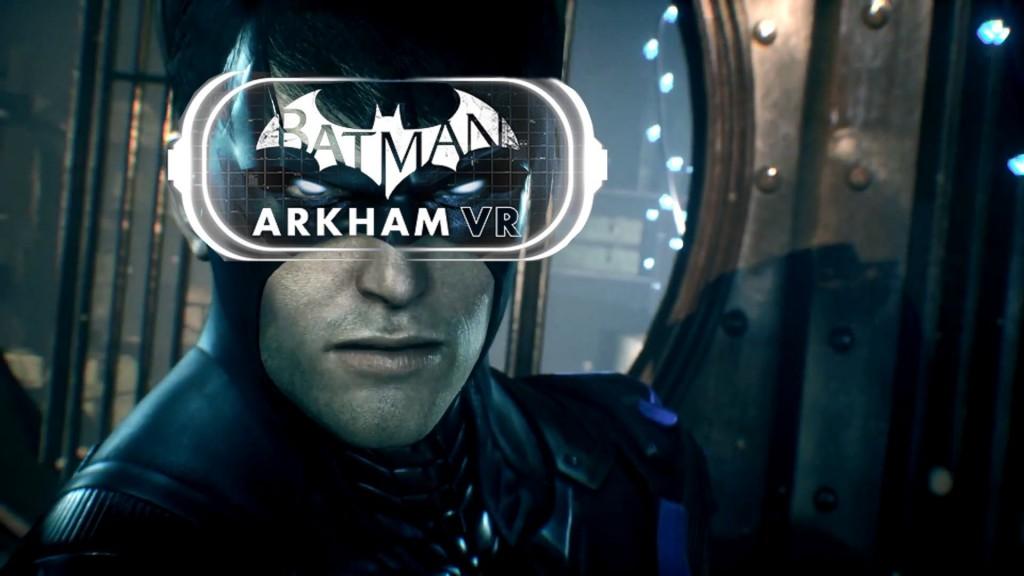 Batman Arkham VR wallpapers HD