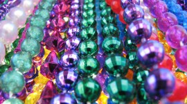 Beads Desktop Wallpaper