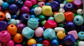 Beads Desktop Wallpaper For PC