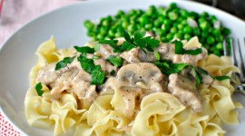 Beef Stroganoff Wallpaper For IPhone Free