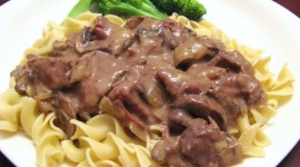 Beef Stroganoff Wallpaper High Definition