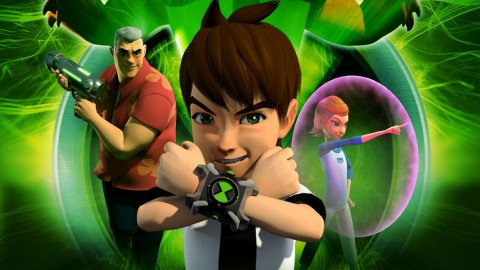 Ben 10 Destroy All Aliens wallpapers high quality