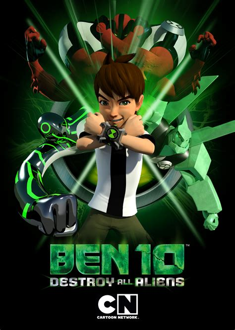 Ben 10 Destroy All Aliens Wallpapers High Quality   Download Free