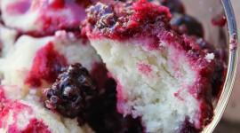 Berry Dessert Wallpaper