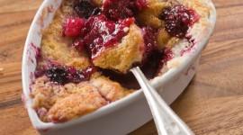 Berry Dessert Wallpaper For IPhone