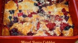 Berry Dessert Wallpaper Gallery