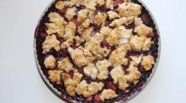 Berry Dessert Wallpaper High Definition