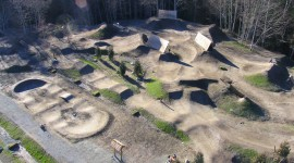 Bike Park Desktop Wallpaper HD