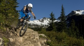 Bike Park Wallpaper Free