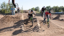 Bike Park Wallpaper HD