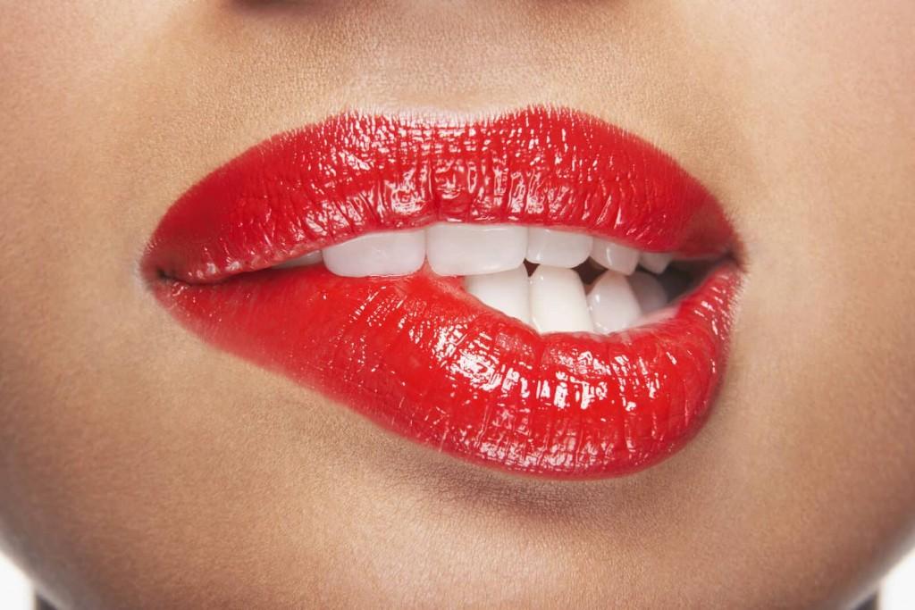 Bite Her Lip wallpapers HD