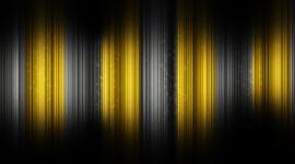 Black Yellow Wallpaper Full HD