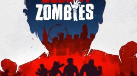 Bloody Zombies Wallpaper For IPhone