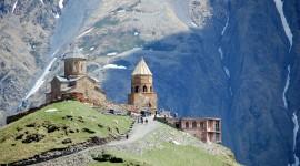 Caucasus Wallpaper Background