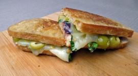 Cheese Sandwich Best Wallpaper