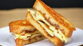 Cheese Sandwich Wallpaper Download