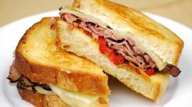 Cheese Sandwich Wallpaper Download Free