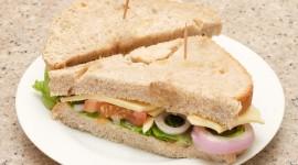 Cheese Sandwich Wallpaper For Desktop