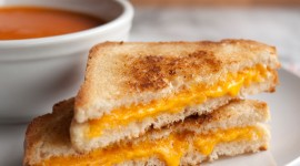 Cheese Sandwich Wallpaper For IPhone Download