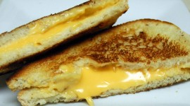Cheese Sandwich Wallpaper For PC