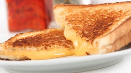 Cheese Sandwich Wallpaper Full HD