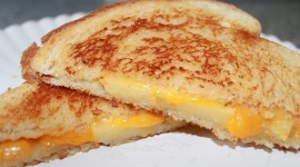 Cheese Sandwich Wallpaper HD