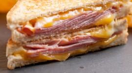 Cheese Sandwich Wallpaper HQ