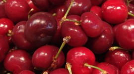Cherries High Quality Wallpaper