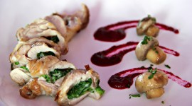 Chicken With Champignons Wallpaper Gallery