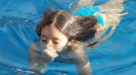 Children In The Pool Wallpaper Gallery