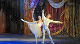 Cinderella The Ballet Photo