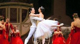 Cinderella The Ballet Wallpaper HQ#1