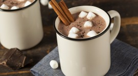 Cocoa With Milk Wallpaper