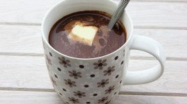 Cocoa With Milk Wallpaper For PC