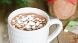 Cocoa With Milk Wallpaper Free