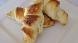 Croissants With Chocolate Wallpaper Gallery
