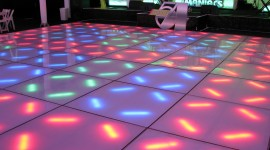 Dance Floor Desktop Wallpaper HD