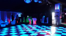 Dance Floor Wallpaper
