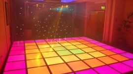Dance Floor Wallpaper HD