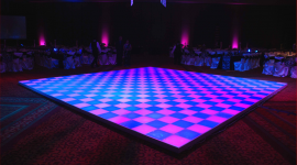 Dance Floor Wallpaper HQ