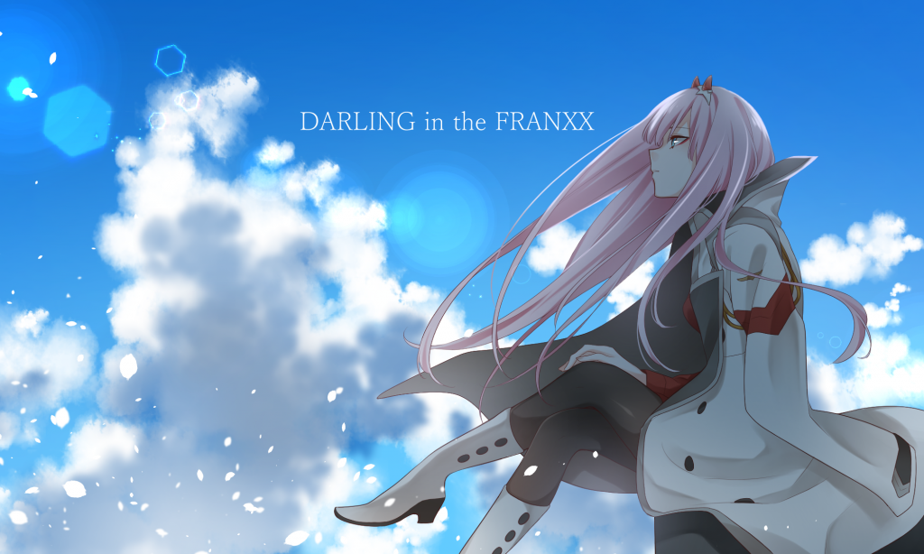 Darling In The FranXX wallpapers HD