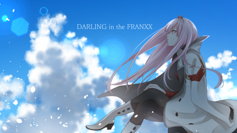 Darling In The FranXX wallpapers high quality