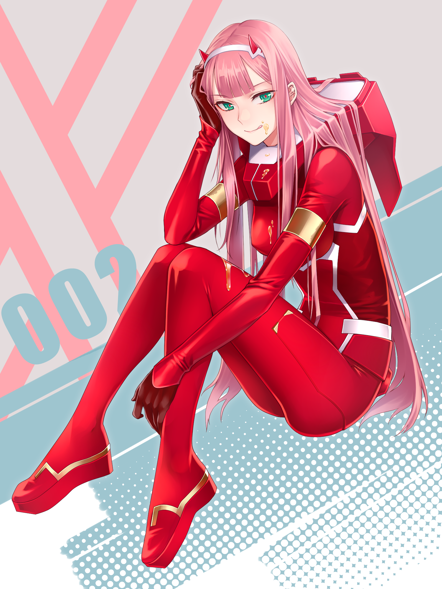 Darling In The FranXX Wallpapers High Quality   Download Free