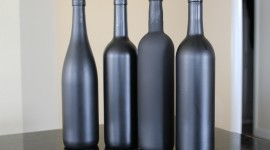 Empty Bottles High Quality Wallpaper