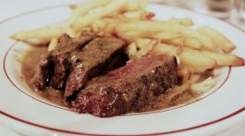 Entrecote Wallpaper