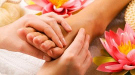 Foot Massage Wallpaper Download