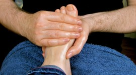 Foot Massage Wallpaper For Desktop