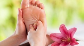 Foot Massage Wallpaper For PC