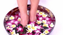 Foot Massage Wallpaper Full HD
