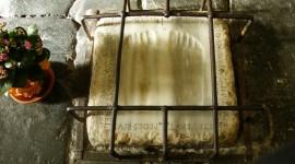 Footprints Of Jesus Christ Photo Download